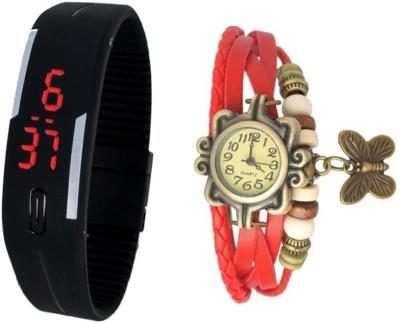 Thump T2439 Analog-Digital Watch  - For Men, Boys, Girls