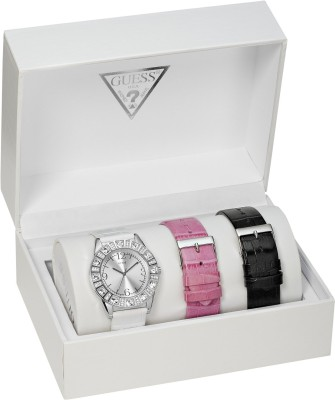 Guess I95263L1 Analog Watch  - For Women