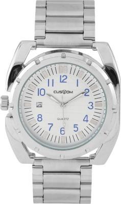Custom 8210WBLS Designer Analog Watch  - For Men
