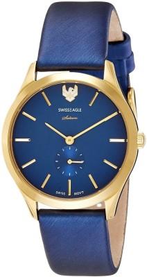 Swiss Eagle SE-9085LS-GP-02 Analog Watch  - For Women