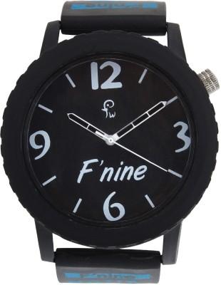 FNINE STYLISH BIG PRINTING Analog Watch  - For Men
