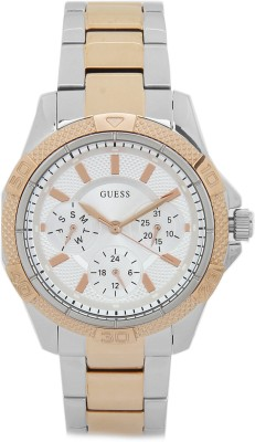 Guess W0235L4 Analog Watch  - For Women