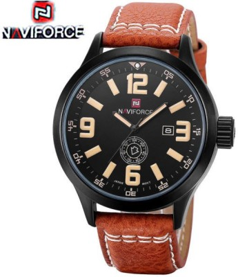 NaviForce Casual Analog Watch  - For Men