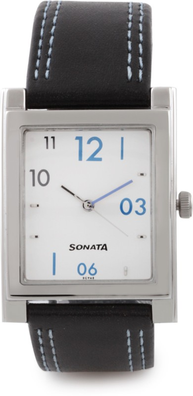 Sonata NG7925SL04 Yuva Analog Watch For Men
