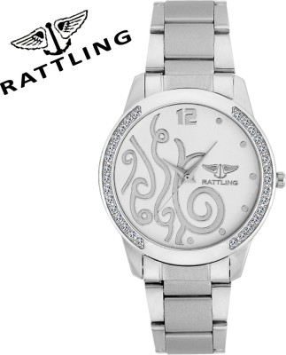 RATTLING IND-9743SM01 Analog Watch  - For Women