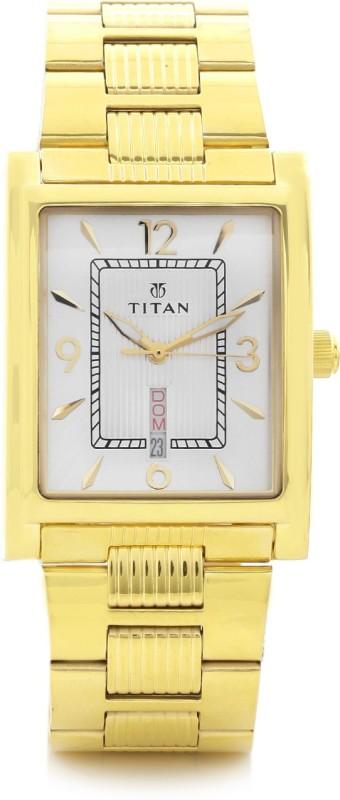 Titan 90024YM06 Analog Watch For Men
