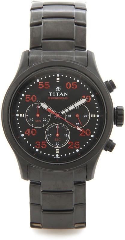 Titan NF1634NM02 Octane Analog Watch For Men