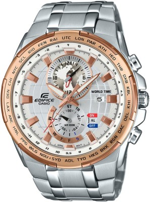 Casio EX263 EDIFICE Analog Watch  - For Men