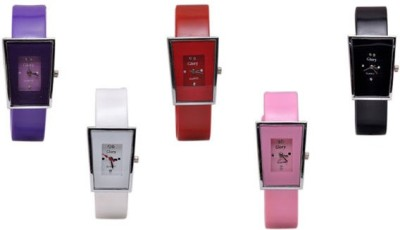 TOREK Glory Combo Of 5 Watches Forls Girls,Women Analog Watch  - For Girls