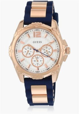 Guess W0325L8 Analog Watch  - For Women