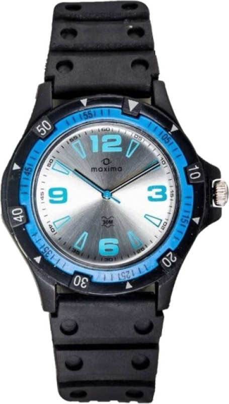 Maxima 26513PPGN FIBER COLLECTION Analog Watch For Men