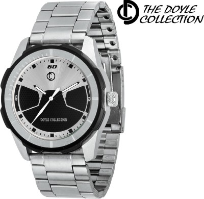 The Doyle Collection FX036 Tagged Analog Watch  - For Boys, Men