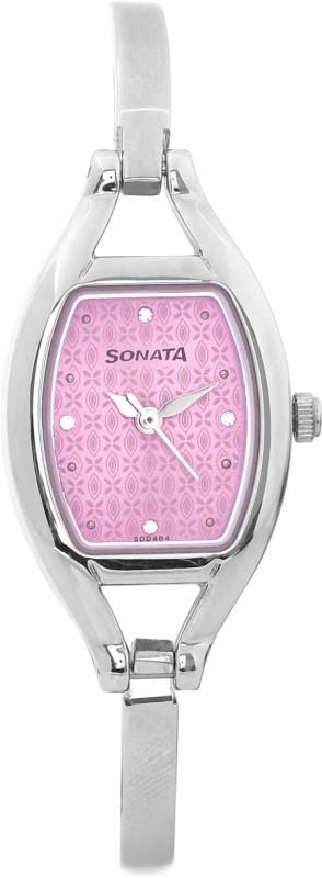 Sonata 8114SM01 Analog Watch For Women