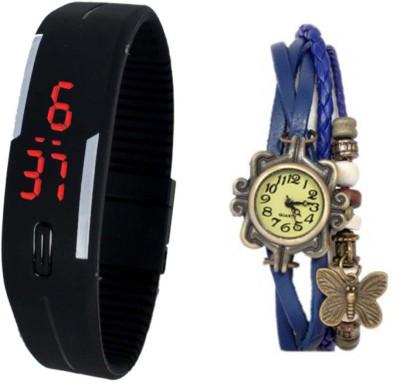 Thump T2436 Analog-Digital Watch  - For Men, Boys, Girls
