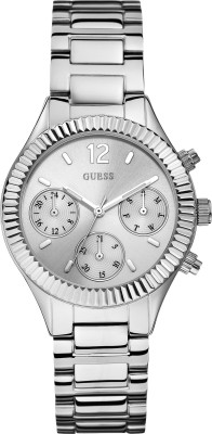 Guess W0323L1 Analog Watch  - For Women