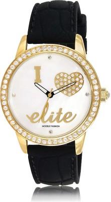 Elite E52929/001 Analog Watch  - For Women