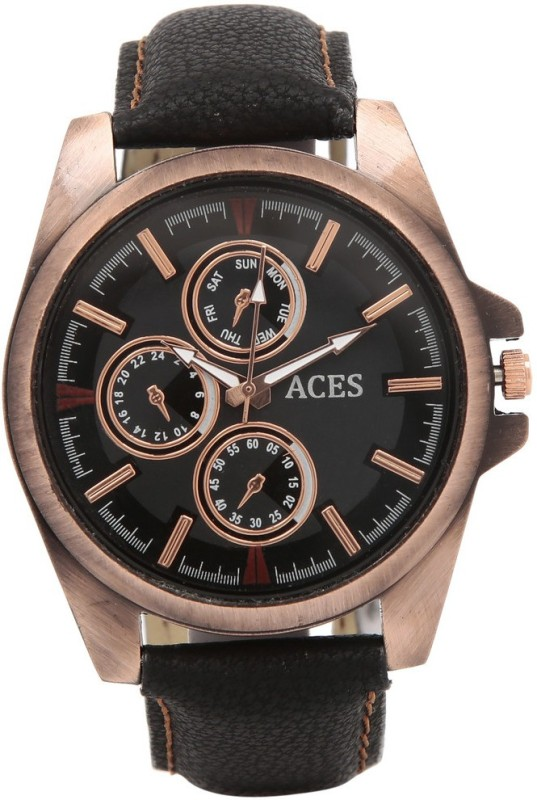 Aces A 011 BL Analog Watch For Men