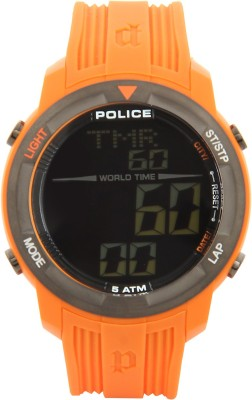 Police PL14273JPORU02J Watch  - For Men