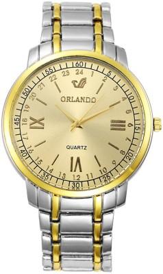 Orlando W1058GG Analog Watch  - For Men