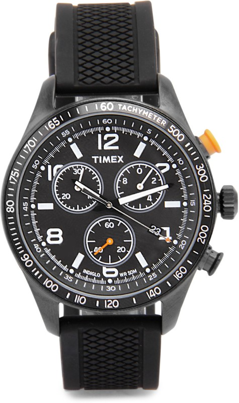 Timex T2P043 E Class Analog Watch For Men