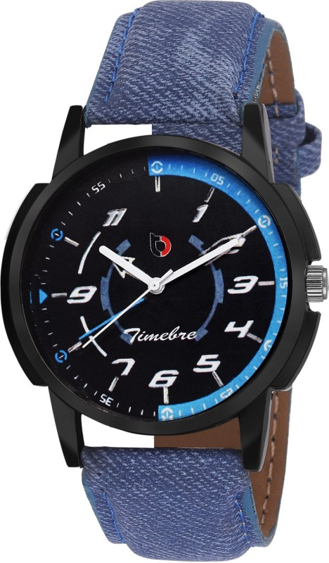 Timebre GXBLK513 Milano Analog Watch For Men