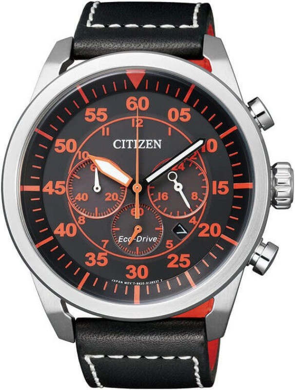 Citizen CA4210 08E Eco Drive Analog Watch For Men