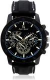 V8 Outlander Blue Ray Glass Analog Watch...