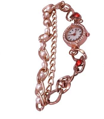 SHH Diamond Dial Design Analog Watch  - For Women