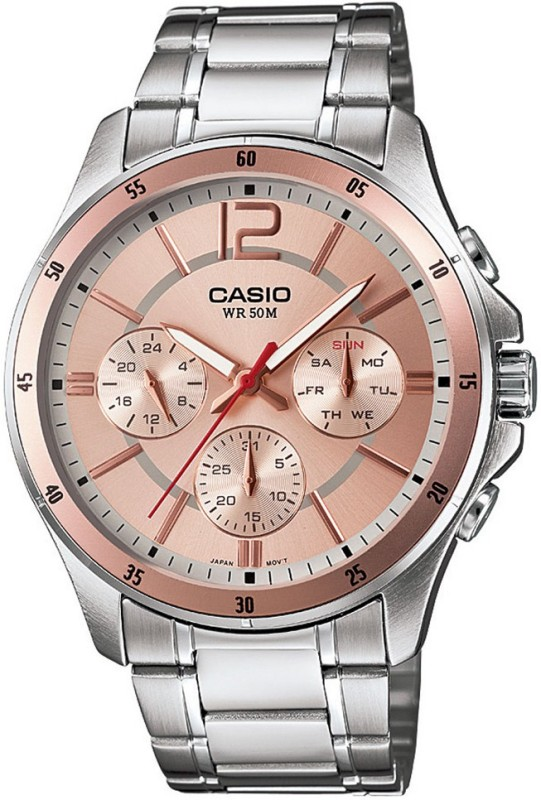 Casio A952 Enticer Men Analog Watch For Men