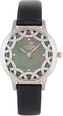 Cobra Paris WC62012-2 Analog Watch  - For Women