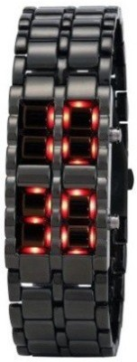 MK Cromico Red Led Digital Watch    For Men available at Flipkart for Rs.449