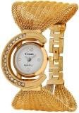 Cruze Diamond Stud Analog Watch  - For W...