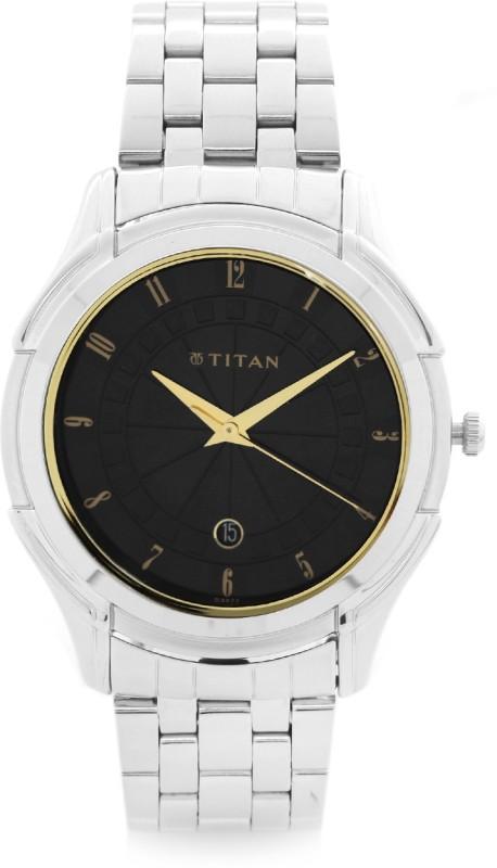 Titan NE1558SM02 Analog Watch For Men