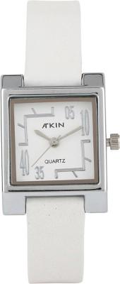 Atkin AT08 Strap Analog Watch  - For Women, Girls