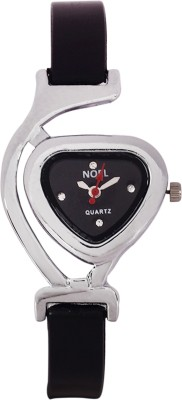 Noel LWNOELBLACK11 Analog Watch  - For Women