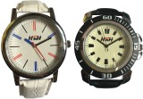 ARC HnH AW2MW-3SBl Analog Watch  - For C...