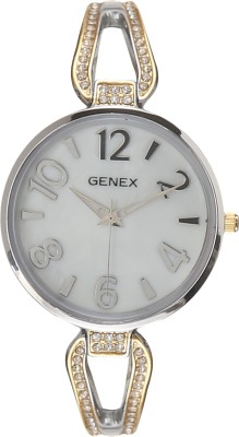 Genex GXWH4058 Carnival Analog Watch  - For Women