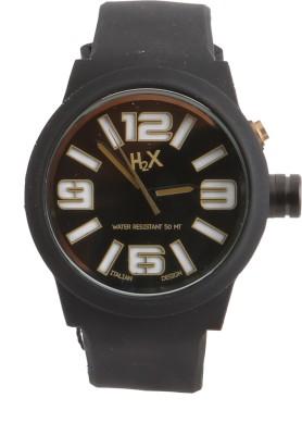 H2X SN395_white Analog Watch  - For Men