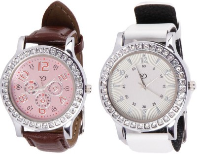 Y And D Angelic3.02_and_3.07 Analog Watch  - For Girls, Women