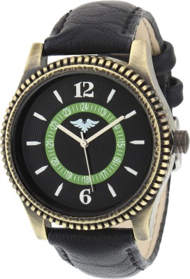 Picaaso Black-53 Analog Watch  - For Men