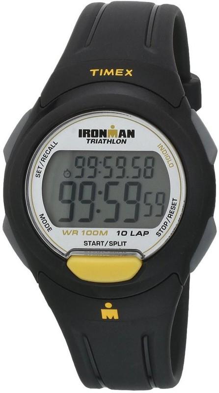 Timex T5K7796S IRONMAN TRIATHLON Digital Watch For Boys