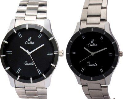 Cubia CUBCW-03 Analog Watch  - For Men, Women