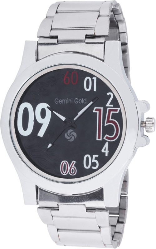 GEMINI GOLD GOLD 1237 Analog Watch For Men