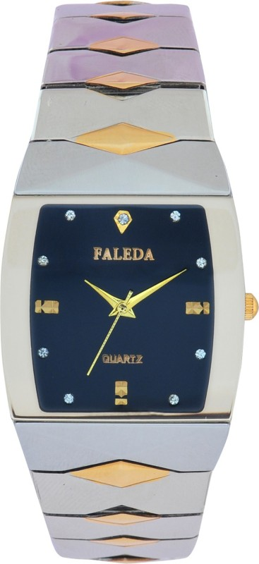 Faleda 6111GTTB Standred Analog Watch For Men