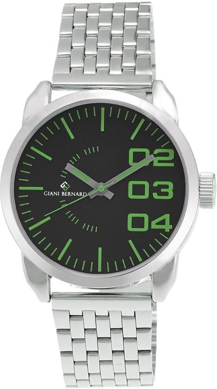 Giani Bernard GB 1112A Speedometer Analog Watch For Men