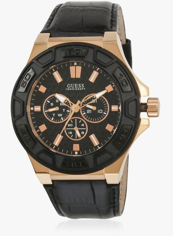 Guess W0674G6 Analog Watch For Men