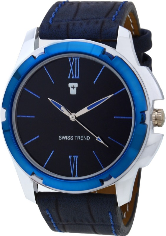 Swiss Trend ST2156 Exclusive Analog Watch For Men