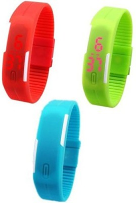 Jack & Ginni n8 Digital Watch  - For Boys, Men, Girls, Women, Couple