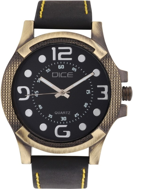 Dice BRS B086 0730 Brasso Analog Watch For Men
