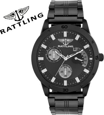 RATTLING IND-FS4682 Analog Watch  - For Men